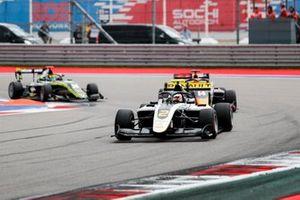 Max Fewtrell, ART Grand Prix and Yuki Tsunoda, Jenzer Motorsport