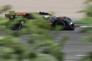 #5 Team LNT Ginetta G60-LT-P1- AER: Charlie Robertson, Michael Simpson