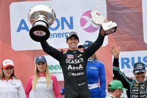 Podio: ganador Leonel Pernía, Maquin Parts Racing