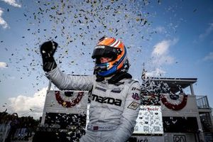 Race Winner #55 Mazda Team Joest Mazda DPi, DPi: Harry Tincknell