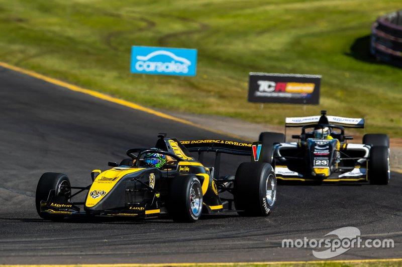 James Golding, Garry Rogers Motorsport S5000