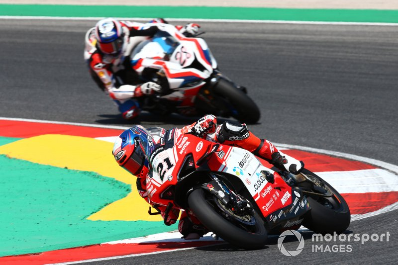 Michael Ruben Rinaldi, Barni Racing Team, Markus Reiterberger, BMW Motorrad WorldSBK Team