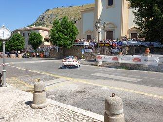 Дарюш Полоньский и Лукаш Ситек, Rallytechnology, Abarth 124 Rally RGT