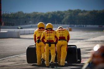 Ryan Hunter-Reay, Andretti Autosport Honda retires