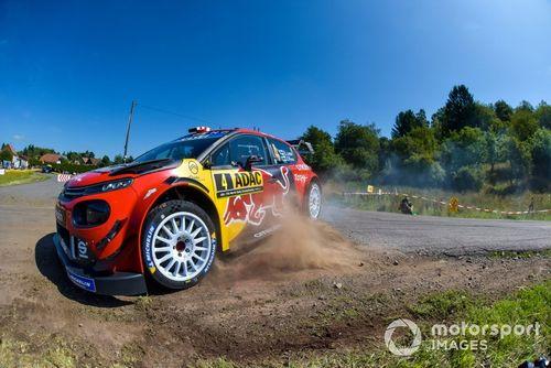 LIVE WRC - Suivez le Rallye d'Allemagne en direct