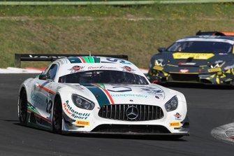 #22 Mercedes AMG GT3 PRO, Antonelli Motorsport: Moiseev-Rovera-Agostini