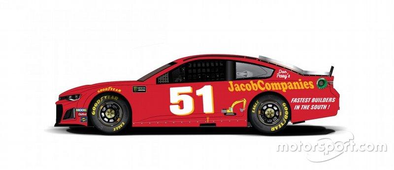 """O carro de BJ McLeod será inspirado em um que o personagem de Burt Reynolds correu no filme """"O Imbatível"""""""