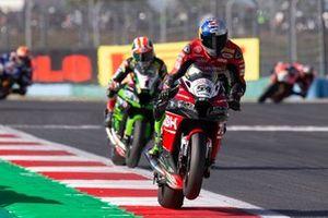 1. Toprak Razgatlioglu, Turkish Puccetti Racing, 2. Jonathan Rea, Kawasaki Racing Team