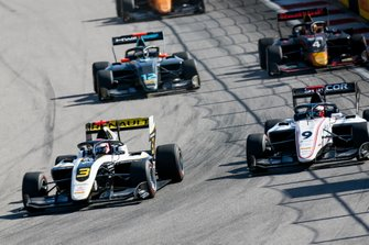 Christian Lundgaard, ART Grand Prix and Raoul Hyman, Sauber Junior Team by Charouz
