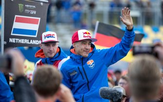 Calvin Vlaanderen en Glenn Coldenhoff, Team NL