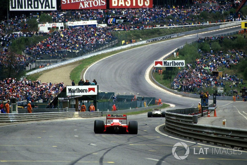 1987 Alain Prost, McLaren