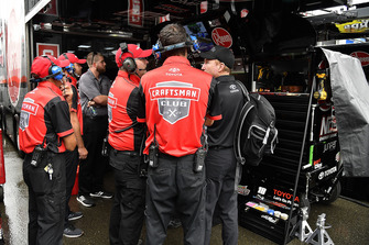Christopher Bell, Joe Gibbs Racing, Toyota Camry Rheem crew