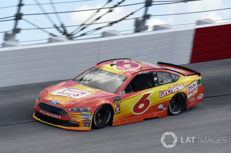 Matt Kenseth, Roush Fenway Racing, Ford Fusion Oscar Mayer