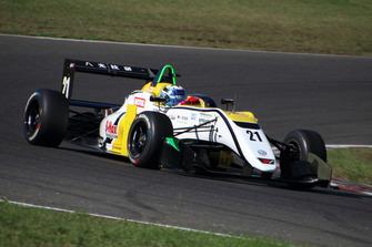藤波清斗(B-MAX RACING F3)