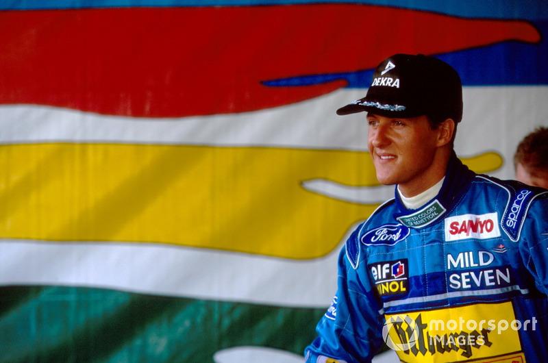 Michael Schumacher: 21 üçüncülük