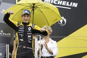 Podium: Christian Lundgaard, MP motorsport