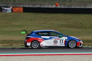 Alessandro Thellung Seat Leon Racer-TCR DSG
