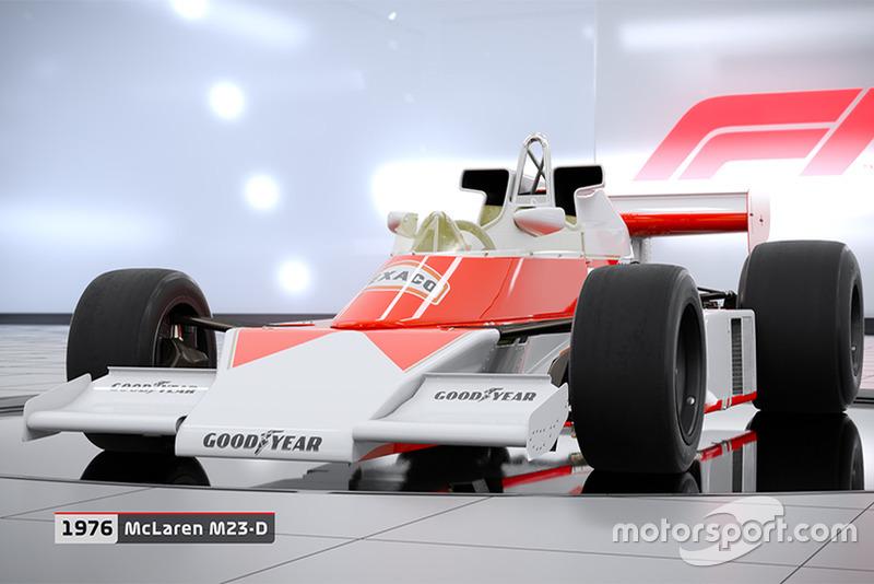 McLaren M23-D