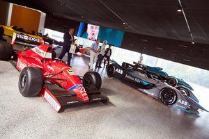 Le vetture realizzate da Dallara