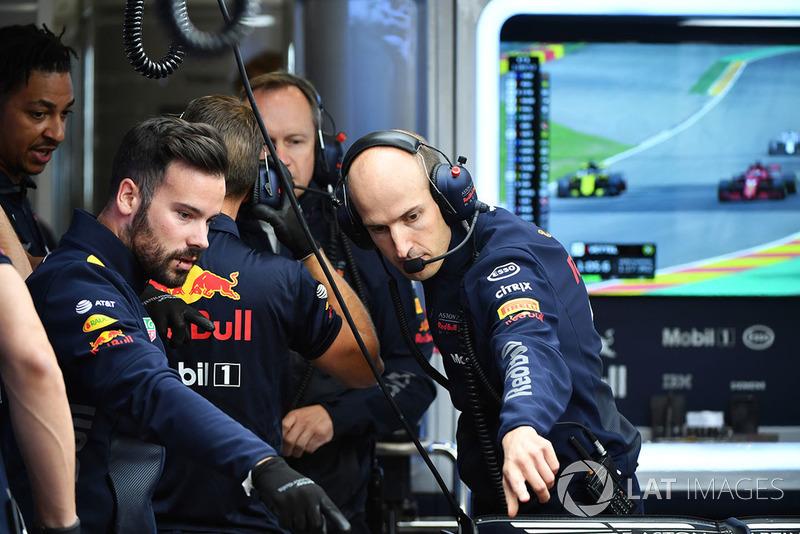 Mekanik Red Bull
