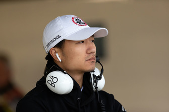 #38 Jackie Chan DC Racing Oreca 07 Gibson: Ho-Ping Tung