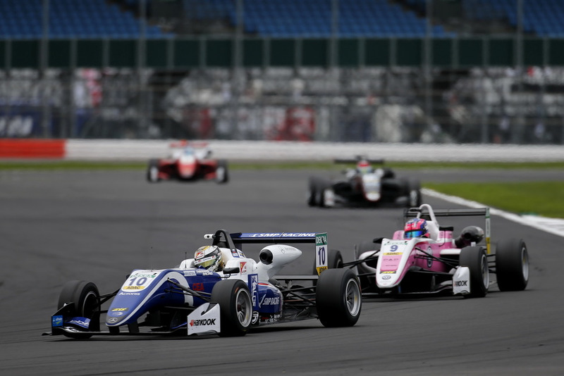 Европейская Формула 3, VI этап, Сильверстоун