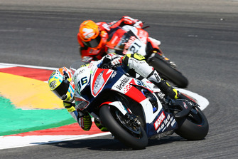Leandro Mercado, Orelac Racing Team, Michael Ruben Rinaldi, Aruba.it Racing-Ducati SBK Team