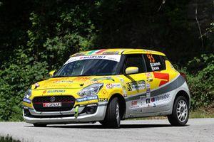 Stefano Martinelli, Massimiliano Bosi, Suzuki SWIFT1.0 Boosterjet RSTB 1.0 - G.R.Motorsport