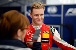 Interview with Mick Schumacher, PREMA Theodore Racing Dallara F317 - Mercedes-Benz