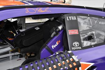 Denny Hamlin, Joe Gibbs Racing, Toyota Camry FedEx Possibilities
