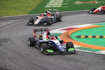 David Beckmann, Trident, Simo Laaksonen, Campos Racing