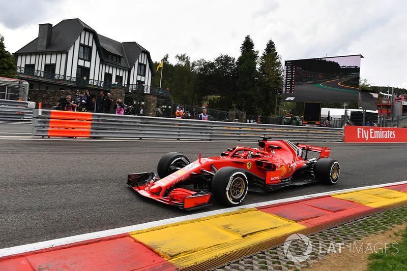 Desde a prova em Spa, Vettel já se ausentou do topo do pódio em 15 oportunidades. Pelas promessas e chances que tiveram, o piloto e a Ferrari vivem o que pode ser o pior momento da parceria
