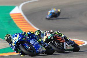 Andrea Iannone, Team Suzuki MotoGP, Cal Crutchlow, Team LCR Honda