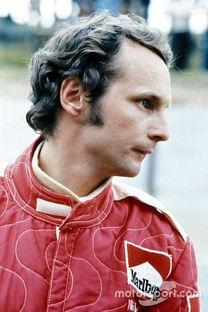 Ники Лауда, Ferrari