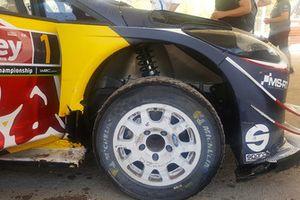 Sébastien Ogier, Julien Ingrassia, M-Sport Ford WRT Ford Fiesta WRC, Suspension detail