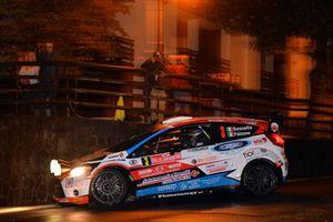 Manuel Sossella, Gabriele Falzone, Ford Fiesta WRC, Palladio