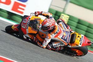 La chute de Marc Marquez, Repsol Honda Team