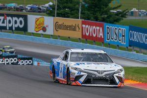 Spencer Gallagher, BK Racing, Toyota Camry Allegiant