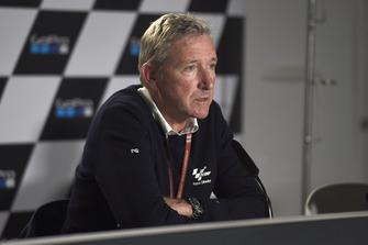 Mike Webb, directeur de course