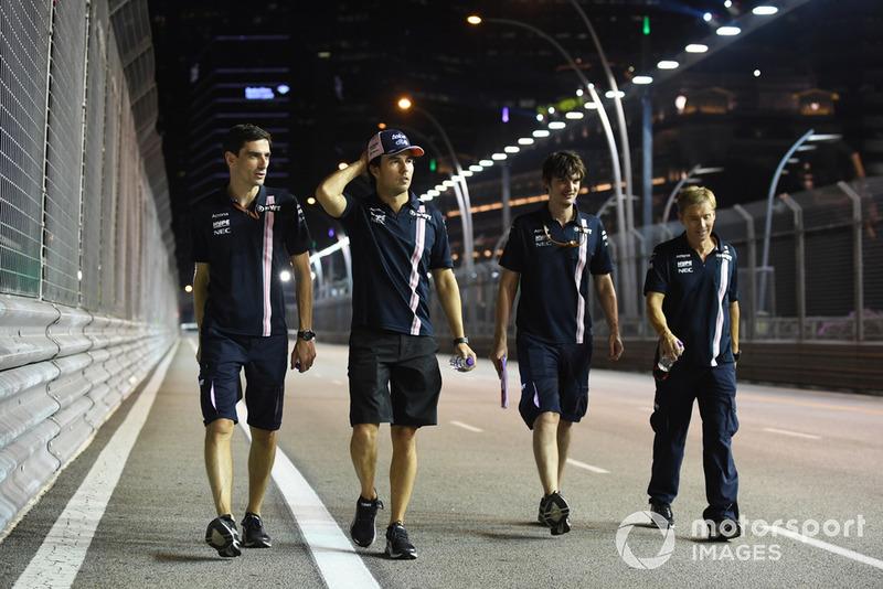 Mais de um ano se passou, e muita coisa mudou na Force India. A equipe trocou de donos, por ter feito uma inscrição nova, perdeu todos os pontos no Mundial de Construtores de 2018.