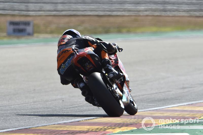 Miguel Oliveira, Red Bull KTM Ajo Aragon 2018