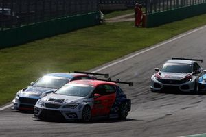 Mikel Azcona, PCR Sport Cupra TCR, Peter Terting, Autodis Racing by Piro Sports Hyundai i30 N TCR