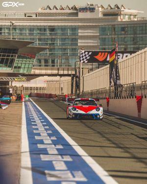 #36 GPX Racing - Axcil Jefferies, Frédéric Fatien, Mathieu Jaminet, Julien Andlauer, Alain Ferté, Porsche 911 GT3 R