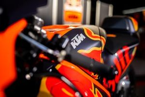 Detail Red Bull KTM Factory Racing