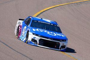 Ricky Stenhouse Jr., JTG Daugherty Racing, Chevrolet Camaro Kroger/Energizer