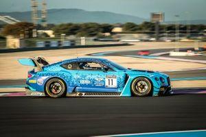 #11 Team Parker Racing Bentley Continental GT3: Frank Bird, Nicolai Kjaergaard, Euan McKay