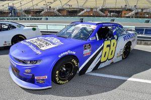 Brandon Brown, Brandonbilt Motorsports, Chevrolet Camaro Brandonbilt Foundations