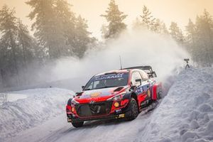 Craig Breen, Paul Nagle, Hyundai Motorsport Hyundai i20 Coupe WRC