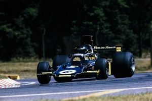 Jacky Ickx, Lotus 72E Ford