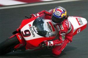 Norifumi Abe, Yamaha Roberts